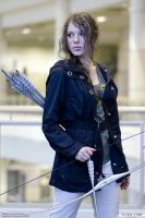 Katniss Everdeen 06 by thirdstop