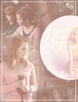 Every little thing she does is magic Hermione by Miss-deviantE