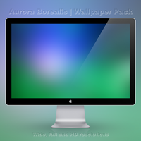 Aurora Borealis Wallpaper Pack by Mikeleus