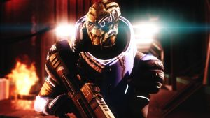 Garrus by AngryRabbitGmoD