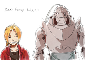 Happy Fma Day! by VanillaSkyWolf