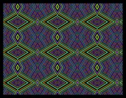 Tribal Pattern by SuicideBySafetyPin