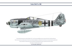 Fw190A8 JG4 2 by WS-Clave