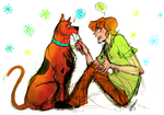 WHAT IS IT, SCOOB? by Bippie