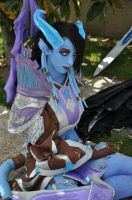 Draenei Cosplay 2 by DeRaKMiNe