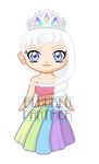 ChibiP: Illuminesa by SugarRoseDoll
