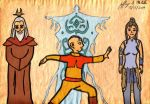 Aang's Spirit Continues by Jeffrey-Scott