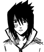 Sasuke by claudzcharizard