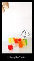 Gummy Bear Parade by FightTheAssimilation
