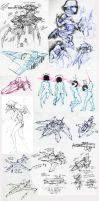 _GIANT_ Concept Art - 8 Pages by toiletbear