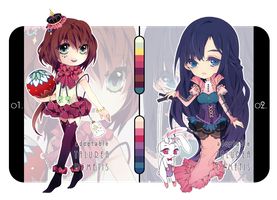 Adoptable [Collab] [Auction] [CLOSED] by Demetis