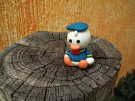 Donald Duck by Yanita