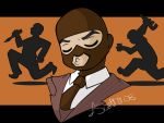 Spy Sappin' Mah Sentry by SnipeTheSorrow