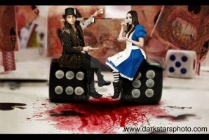 Alice Madness by chrisfkn