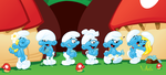 Smurf Capitalism by WarBrown