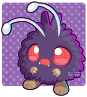 048 Venonat by Miss-Glitter