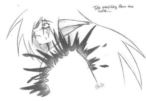 Inari - Taking Everything... by EnviousEnvy101