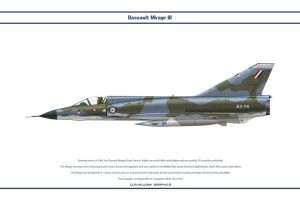 Mirage III Australia 1 by WS-Clave