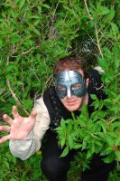 Medival - Hiding In Bushes 1 by fervalosious-stock
