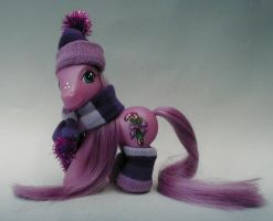 A winter pony 3 by Barkingmadd
