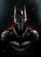Batman The Dark Knight by HeroforPain