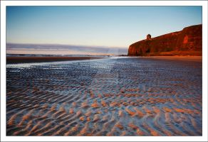 Mussenden Temple by DL-Photography