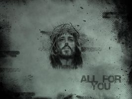 jesus all for you by thrillerbeats