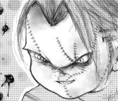 Seed of Chucky by ereptor