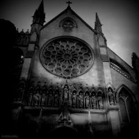Arundel cathedral by lostknightkg