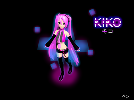 Kiko Shion Download -MMD- by NintendoSensei77