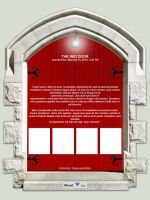 RED DOOR by simoneyvette