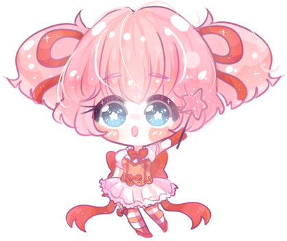 Raffle Prize for Mikitori by SparksTea