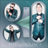 BRENDON URIE - PACK PNG #1 by Pablo-Photopacks