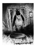 Close the Door- Print by Spica2041