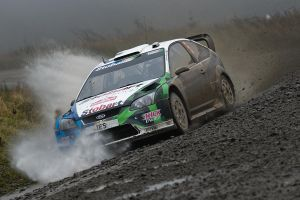 WRC Rally GB 2009 _2_ by schwepes