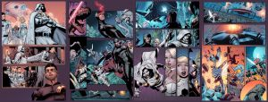 X-men Pages by Eddy-Swan