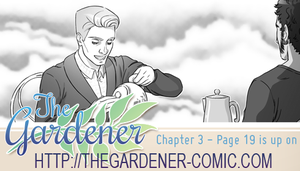 The gardener - Chapter 3 page 19 by Marc-G