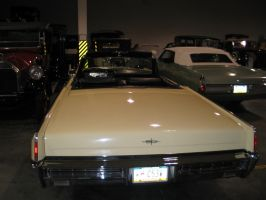 1965 lincoln continental by LtNathanHale