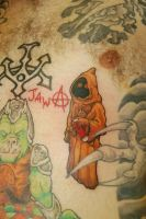 jawa anarchy tattoo by yayzus