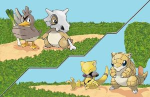 My brother and I favs pkmn by Nisshoke