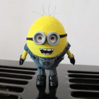 Eggy Minion by ColorfulGuitar
