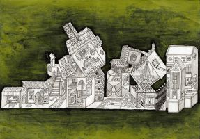 Mental architecture by ida-in-thunderland