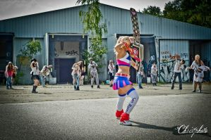 Juliet Starling by LexiStrife