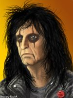 Alice Cooper by Domigorgon