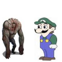 Tank vs Weegee by toamac