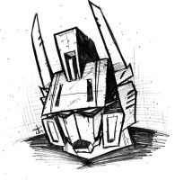 Bruticus Sketch by dcjosh