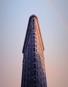 Flatiron by OmART