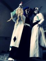 Mayuri and Ulquiorra 4 by Nick by alessandrocosplay