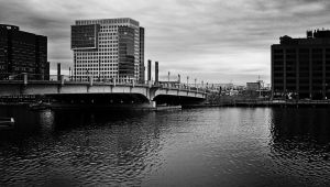 Evelyn Moakley Bridge by The-Satchmoe