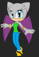 Bella sonic character 1 by kathryn8234
